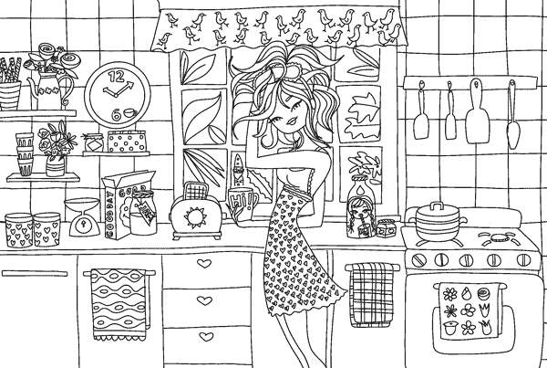 Download  Coloring book pages
